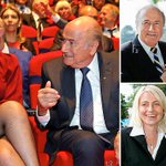 How Sepp Blatter quaffed champagne with glamorous girls as FIFA went to the dogs http://t.co/5u5l7PROjV http://t.co/HMNpwveNRH