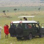Visit #MaasaiMara game reserve, it is safe ~ UK envoy @HCCTurner urges tourists http://t.co/NcdsiWuzak