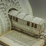 Happy Friday! Feast your eyes on this book art... #FridayFeeling http://t.co/ZNQa4s1hFD
