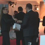But on the plus side for #FIFA delegates in Zurich, they still got their goody bags. #NoChangeThereThen http://t.co/MSS0gZsGvL