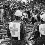 Is the Heysel Stadium disaster English footballs forgotten tragedy? http://t.co/83ryqMeRK5 http://t.co/FnGSHApmau