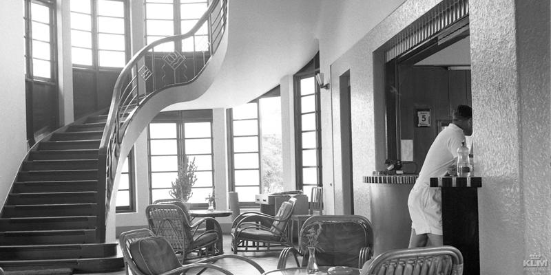 Een bijzondere episode uit KLM's geschiedenis: hotel 'Plaswijck' in Bangkok.