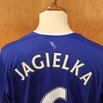 Want to win @PJags06 matchworn 2015/16 home shirt? Follow @Umbro and RT for the chance to win! #BORNefc http://t.co/j1kBmkNKnc