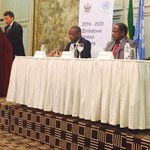 Signing of Zimbabwe United Nations Assistance Framework (ZUNDAF) 2016-2020 between Government and UN Country Team http://t.co/wzJKCMez3v