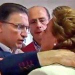 "¿Sabéis a quién abrazaba #RitaBarbera cuando dijo: ""Qué hostia, qué hostia!""? Si, a SERAFÍN CASTELLANO, hoy detenido http://t.co/BozmvUotsn"