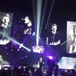 The boys onstage #ROWYSODublin http://t.co/J2uuWLKq3d