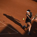 Ajde Ana! The 2008 champion takes just 23 minutes to win the opening set 6-0 vs. Vekic. #RG15 http://t.co/GAO0LzYyXZ