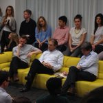 History, folks. @arusbridger at his last morning conference at the @guardian http://t.co/ltOUgGZBQE