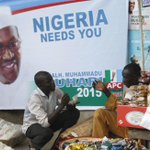 Muhammadu #Buhari to be sworn in as #Nigeria president http://t.co/aWFJr5q7ES http://t.co/HlGkOoR6V9