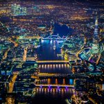 Where is your favourite place to get an amazing view of #London ? Check out this amazing shot by @vincentlaforet http://t.co/WreolTr3Kz