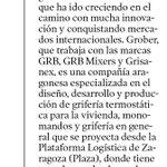 ¡¡Enhorabuena a @rladronj por el Premio a la Innovación en los Premios Aragón Empresa y futuro!! @grbmixers http://t.co/5t0ME0vQRt