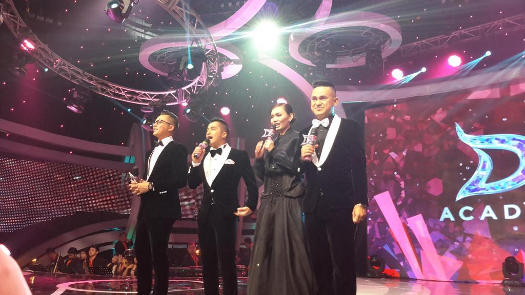 Nonton Garingnya Suasana Konser Grand Final DA2 Di Indosiar - AnekaNews.net
