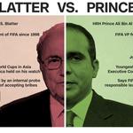 FIFA corruption scandal: Sepp Blatter, Prince Ali vie for leadership. http://t.co/DQPy4SrTRy http://t.co/YrVUBwmZ8B