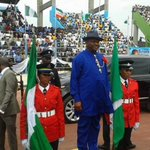 "WIKE! WIKE!! WIKE!!!""@Mayor_1: Its Official.. H/E Ezenwo Nyesom Wike,Executive Governor Rivers State. #DemocracyDay http://t.co/hDDojbJd7j"""
