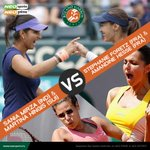 RT @NeoSportsTV: Cheer for India at #RG15 .@MirzaSania teams-up with @mhingis for a women's doubles tie. @rolandgarros #FrenchOpen http://t…