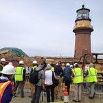 Team begins moving venerable Martha's Vineyard lighthouse, http://t.co/sSbM61kjJv http://t.co/w2VCYSJkGh