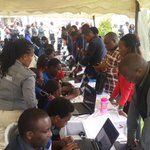 RT @MachakosGPS; Job Interviews on going at the Machakos Peoples Park. Youth employment & empowerment is real. http://t.co/S2JODDu52W