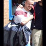 Frankie Gavin in Villa kit!!!???????? http://t.co/pHrhc7HIg3