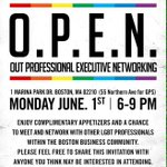 O.P.E.N. Is right around the corner! So excited for this amazing event! @BostonEmpire #Boston #LGBT #Pride #BNEG http://t.co/Hy2x0KsGue