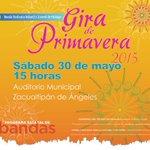 La Banda Sinfónica Infantil y Juvenil de Hidalgo, del Centro de las Artes de Hidalgo, ofrecerá concierto, mira: http://t.co/fG1BtYnpro