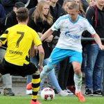 HALBZEIT: Die #U19 liegt beim @BVB im #Westfalenpokal-Finale mit 0:3 hinten. #schmiede #s04 http://t.co/y0lnur2lun