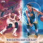 Stephen Curry vs. Kyrie Irving: Whos Got The Best Handles? https://t.co/lxBZyZcOEo http://t.co/EAftol9Phc