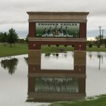 Prosper Lake? Be careful today as many roads are closed. Buses may be delayed. http://t.co/7v0fcZmQIN