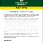We will not relent in our effort to keep @county_nairobi clean, safe &secure! @Ma3Route @jmueke @BerylOkundi http://t.co/B00YipfyYw