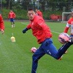 PICTURES: @Arsenal squad continue preparations for the #FACupFinal - http://t.co/hcMHVL7EVe #WeAreArsenal http://t.co/sZvyJMjk3M