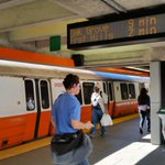 Orange line back up and running after power outage knocked out service to 40,000+ customers.#outage http://t.co/eCdZqDEk2j
