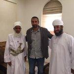من أجمل ما في أ. أحمد الشقيري أن شهرته لم تغير من أخلاقه الإسلامية وطبيعته الإنسانية. شكرا لزيارته عمان بلد الأمان http://t.co/wLUVJQJ5ZE