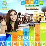 En el 6to. día de la Caravana #ADELANTE #MPN Feria Gastronómica en #Chota #Nutrición  #PeruSaludable http://t.co/dFdWcnp3uP