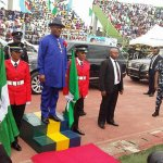 Ex-Governor Amaechi Noticeably Absent At Governor Nyesom Wike's Swearing-In --> http://t.co/84FuATyOo9 http://t.co/qleZdx6Vv4