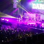 Futuristic start. Plenty of energy for Darrens opening number. Plenty of dancing, too. @rapplerdotcom http://t.co/iYXdUfjaKb