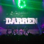 #DBirthdayConcert is ON! #DarrenAtMOAArena http://t.co/aQhaVGK725