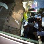 Destituido Serafín Castellano, delegado del Gobierno en Valencia http://t.co/icaPnQbf4k Detenido hoy por corrupción http://t.co/bP6T75EL93