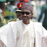 Congratulations to our new President Buhari @MBuhari. Now is Nigerias time. Happy Democracy Day @npr #Nigeria2015 http://t.co/iyAcp0MmKP