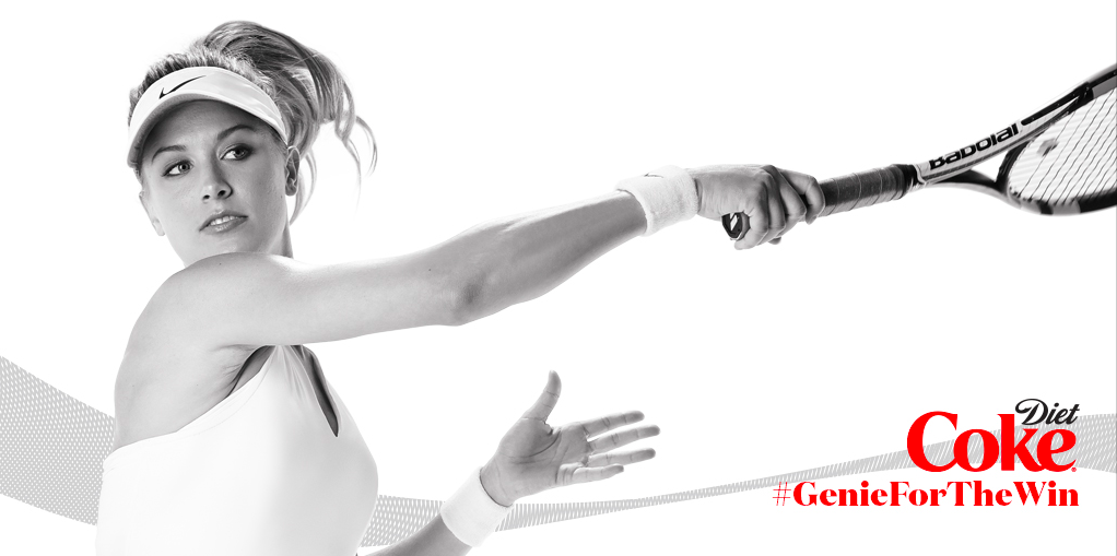 Keep the tweets of support coming! Rally for @geniebouchard using #GenieForTheWin. http://t.co/oJycEj1btx http://t.co/sCvGObaT3z