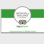 Meikles is proud to be awarded a 2015 Certificate of Excellence by Trip Advisor! #263chat #twimbos http://t.co/W2IQqxeX4N