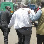 Anyone arrested buying from a hawker in an undesignated area will be fined Sh 2,000 ~ @KideroEvans http://t.co/kOXtHnHu2Q