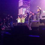 """@VoiceKidsUpdate: Darren and Bimby dance Mr. Suave and Boom Panes. | DARRENat14 MoaArena (c) #DBirthdayConcert http://t.co/Y6QfKxOO8O"""