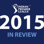 RT @IPL: #PepsiIPL 2015 - Take a look at how the season unfolded - http://t.co/c2crY5UCSX