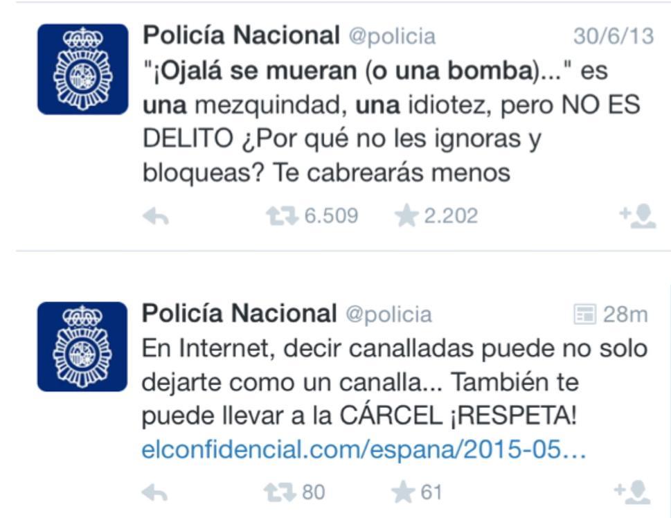 Gobierno de España  Policía Nacional  https://t.co/HuWgslX14t