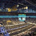 Congratulations to @UMassBostons Class of 2015! #UMB2015 #Boston #TDGarden http://t.co/pUEurMVoy7