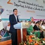 Sinhué Ramírez Secretario @SNTE_Seccion15 reconoce en el Gobernador @Paco_Olvera a un aliado de la educación. http://t.co/R9maXnSqXN