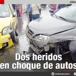 Dos heridos en choque de autos en #Cuenca http://t.co/y0rXB5QxJ8 vía @eltiempocuenca http://t.co/PPWePLSs3h