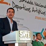 Reto de la profesionalización no es un problema, es una oportunidad de reencontrarse con la sociedad: Sinhué Ramírez http://t.co/tX7DaSyoiz