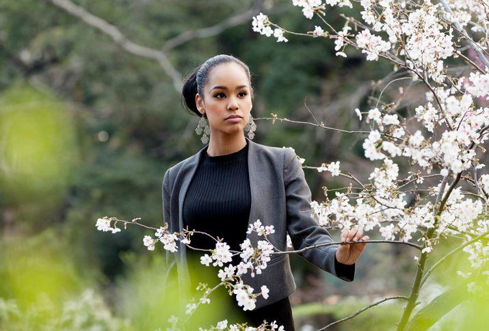 Ariana Miyamoto, on being a biracial beauty queen in Japan. By @facklernyt. http://t.co/sTPIZNYQ7c #missuniversejapan http://t.co/Yreb6INLjG