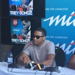 We are all very excited to be here! - Trey Songz @TheNamibian http://t.co/ZmRQGnaFlX