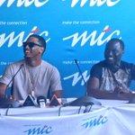 R&B sensation @TreySongz chats to fans and press. #TreySongzInNam #TreySongz @MTCNamibia #windhoek http://t.co/3ti0AkTNxy